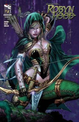 Grim Fairy Tales Presents: Robyn Hood 1