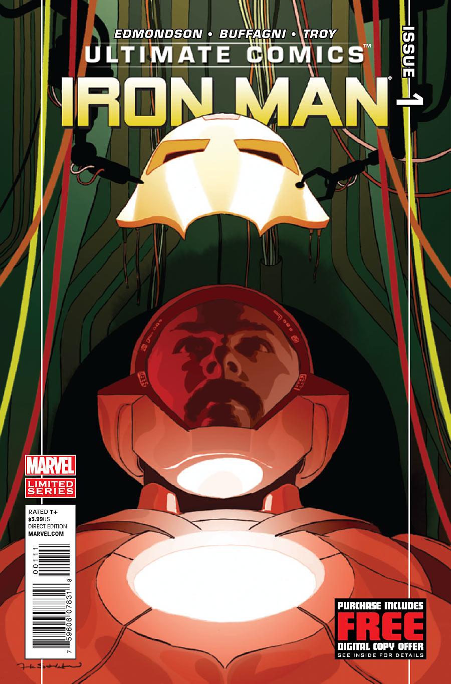 Ultimate Comics Iron Man 1
