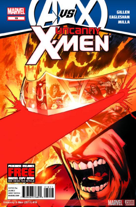 Uncanny X-Men 19