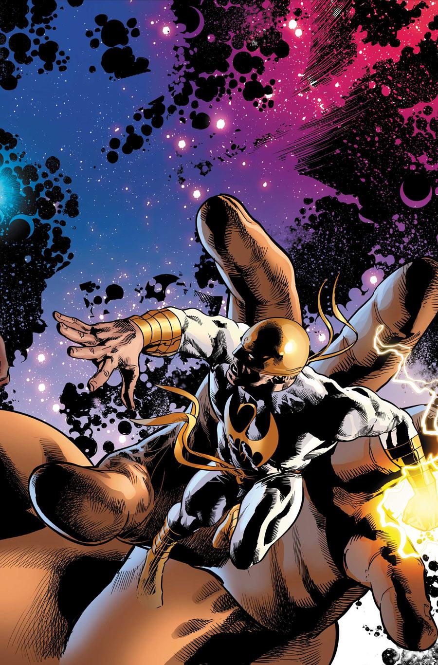 New Avengers 34