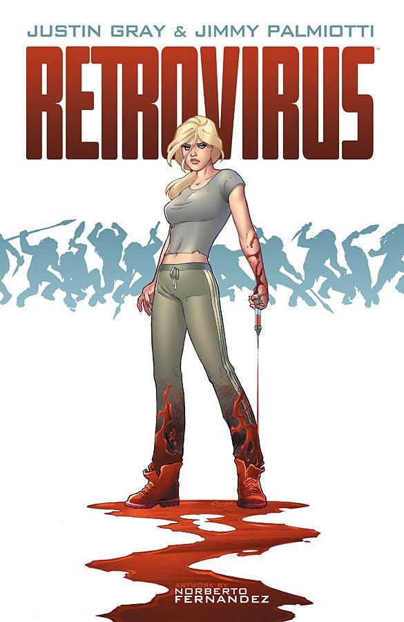 Retrovirus Hardcover