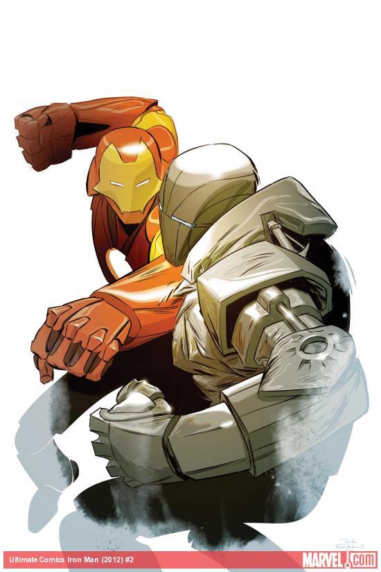 Ultimate Comics Iron Man 2