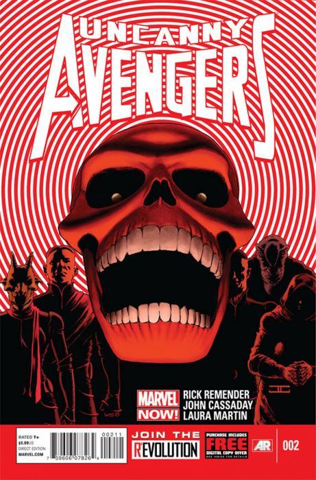 Uncanny Avengers issue 2