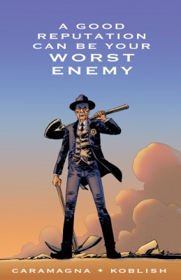 The Further Travels of Wyatt Earp Worst Enemy