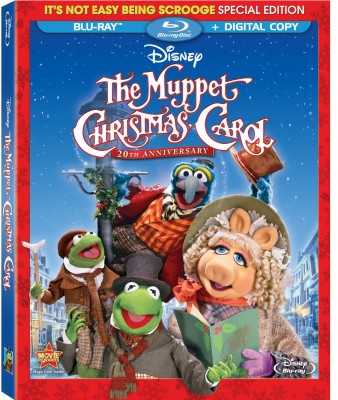 Muppet Christmas Carol BluRay