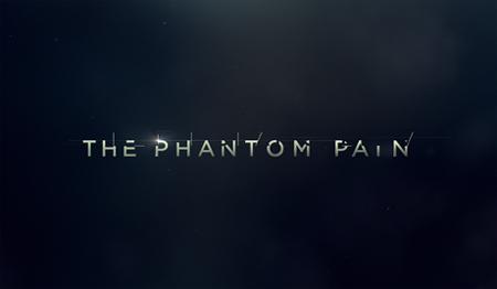 The Phantom Pain Logo