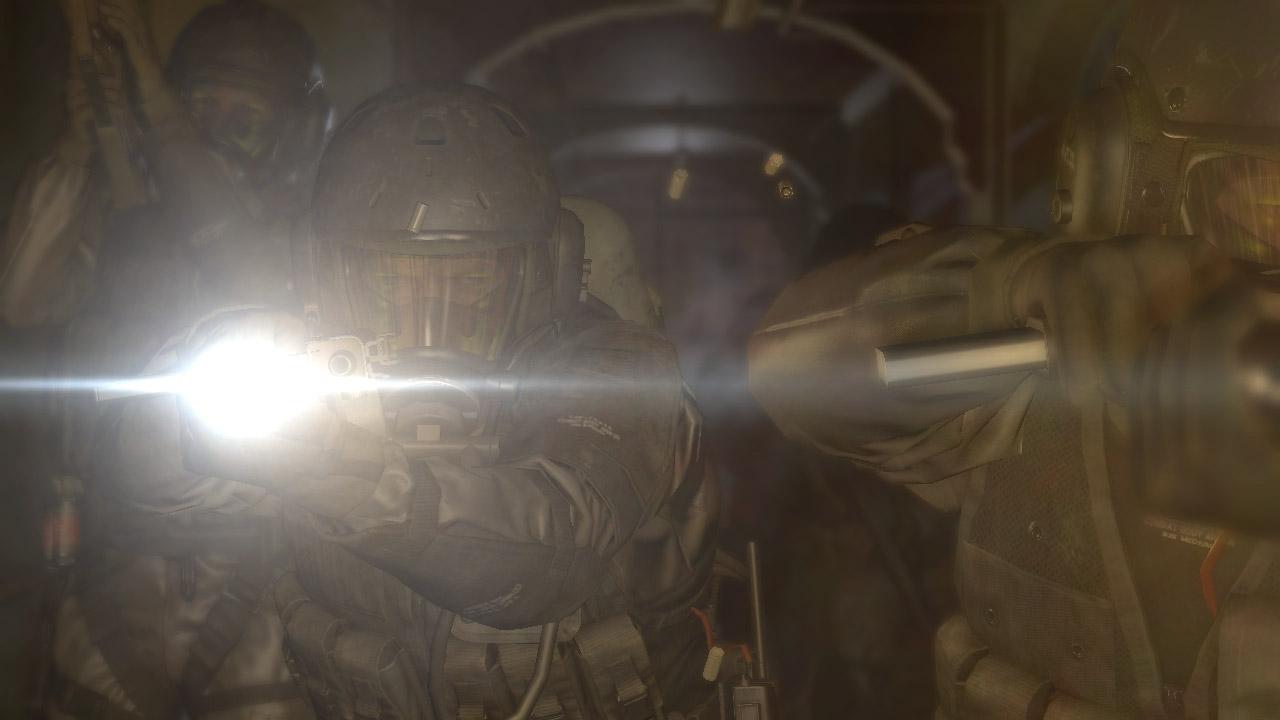 Soldiers in Phantom Pain