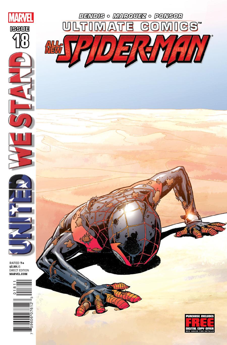 Ultimate Comics Spider-Man #18