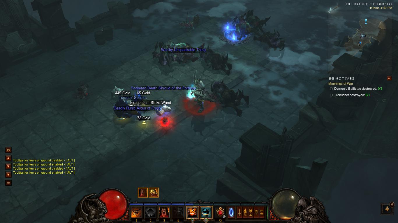 Average Champion loot in Diablo III