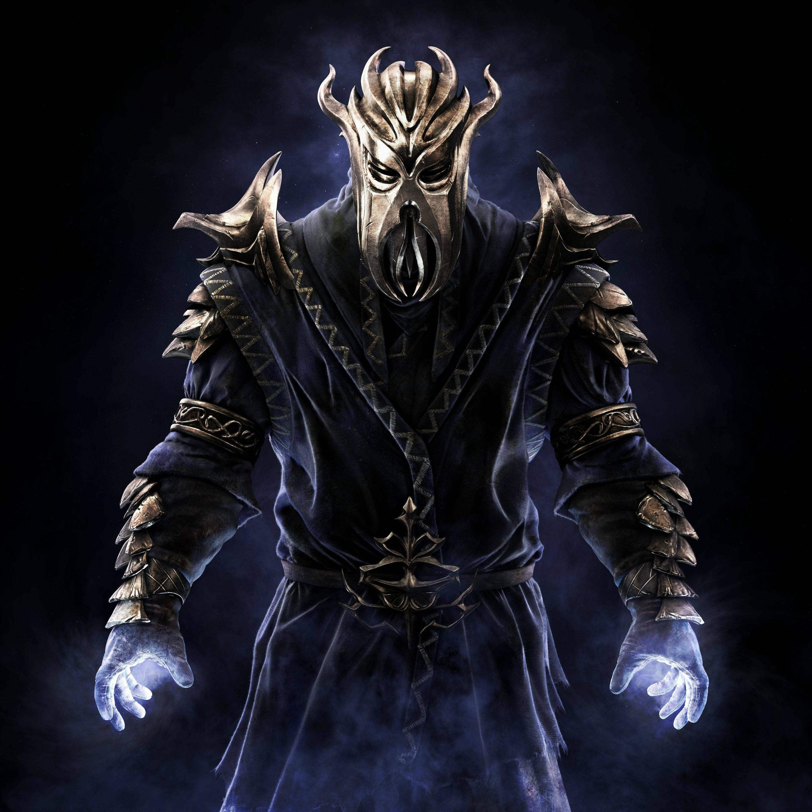 The First Dragonborn from Skyrim