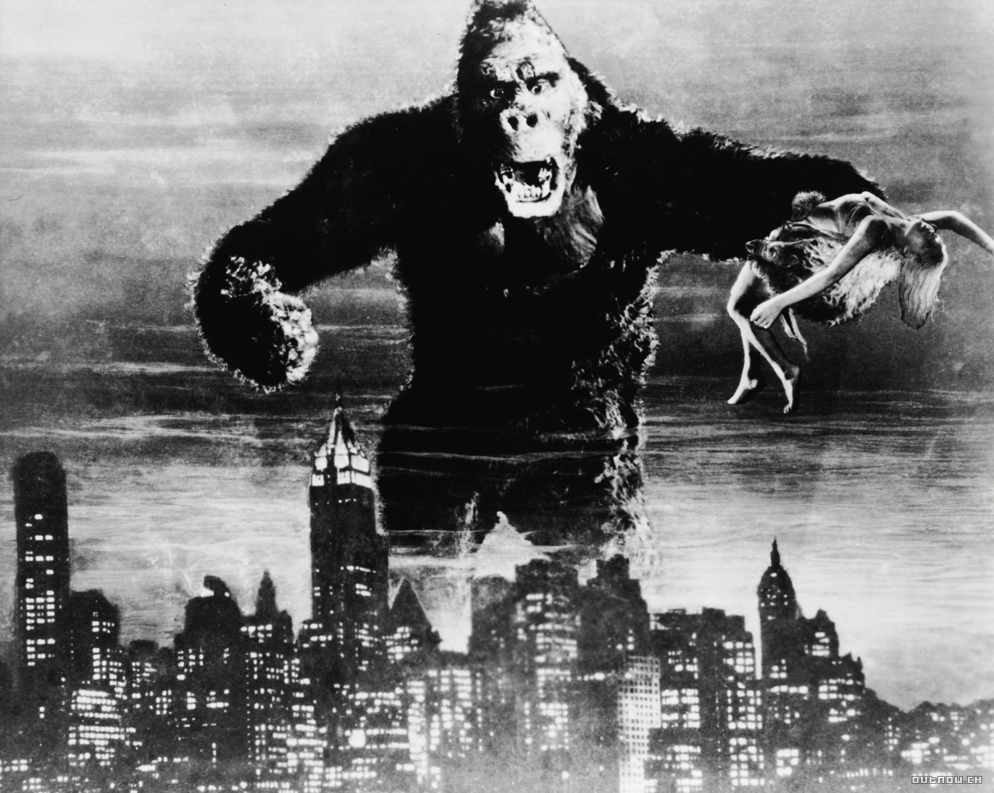 King Kong from 1933