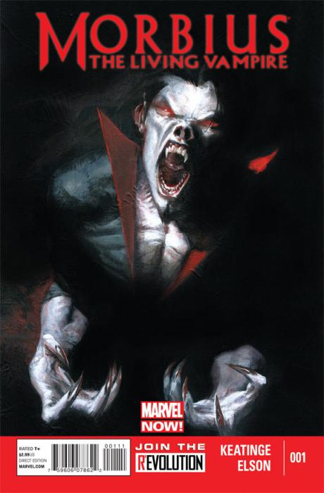 Morbius The Living Vampire #1