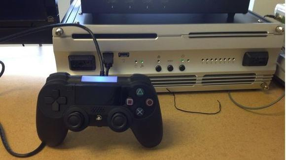Prototype Controller for the PlayStation 4