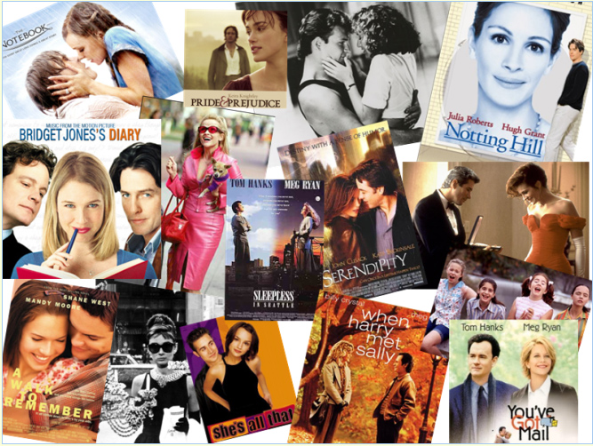 Multiple Romantic Comedies