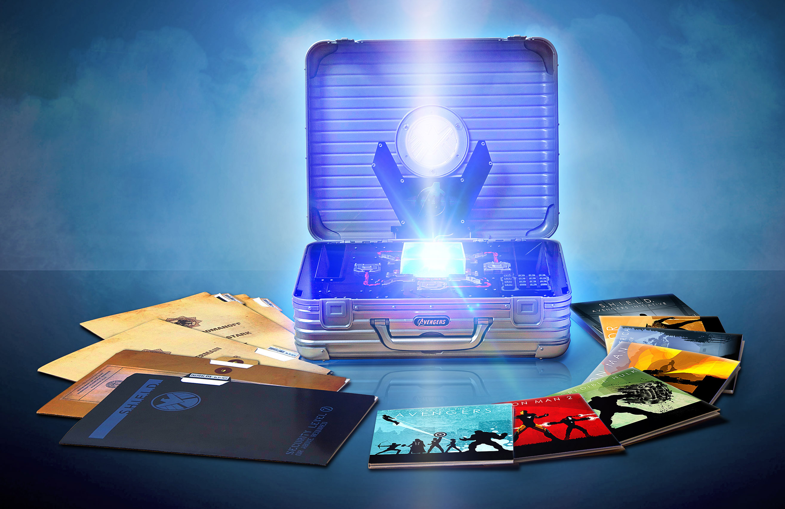 Marvel Phase 1 Box Set