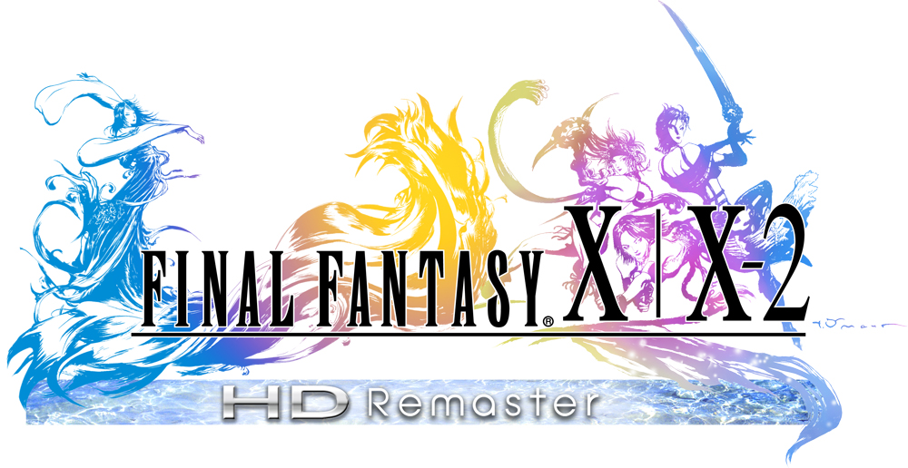 Logo for Final Fantasy X/X-2 HD Remaster on PlayStation 3