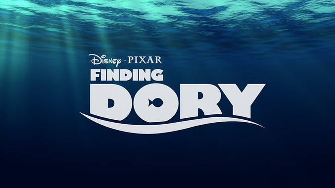 Logo for Finding Dory