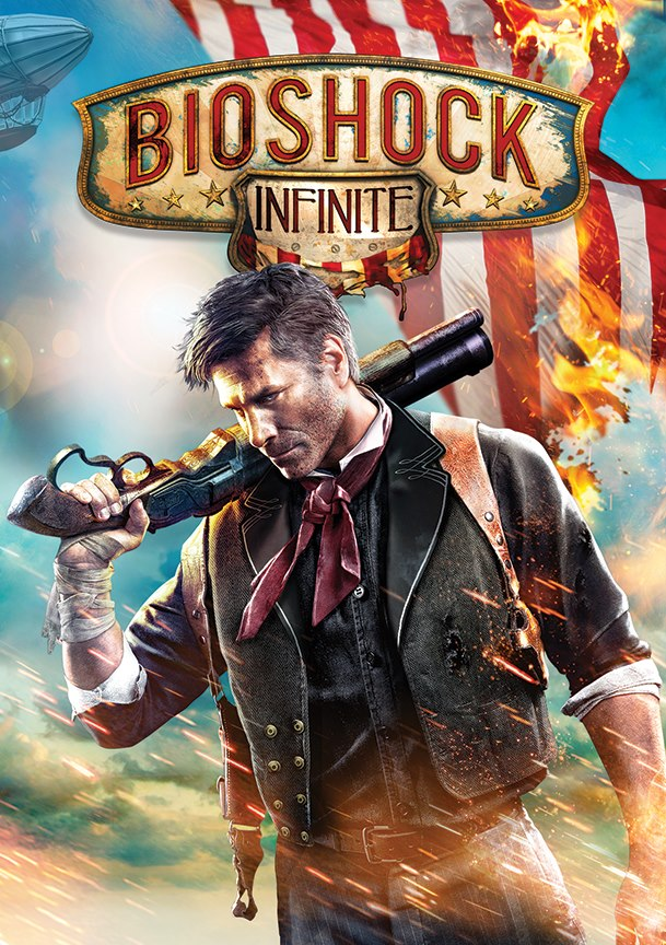 Box art for BioShock Infinite