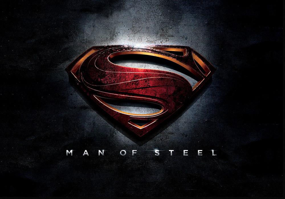 Logo for Man of Steel