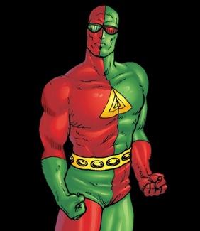 3D Man from Marvel Comics