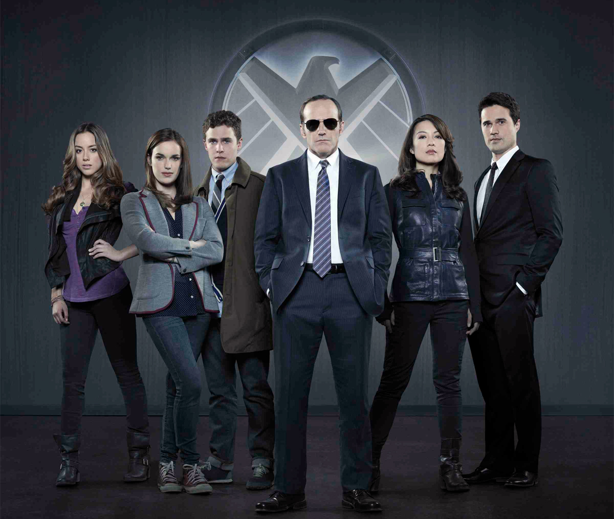 Agents of Shield promo shot