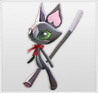 Final Fantasy XIV Cait Sith doll