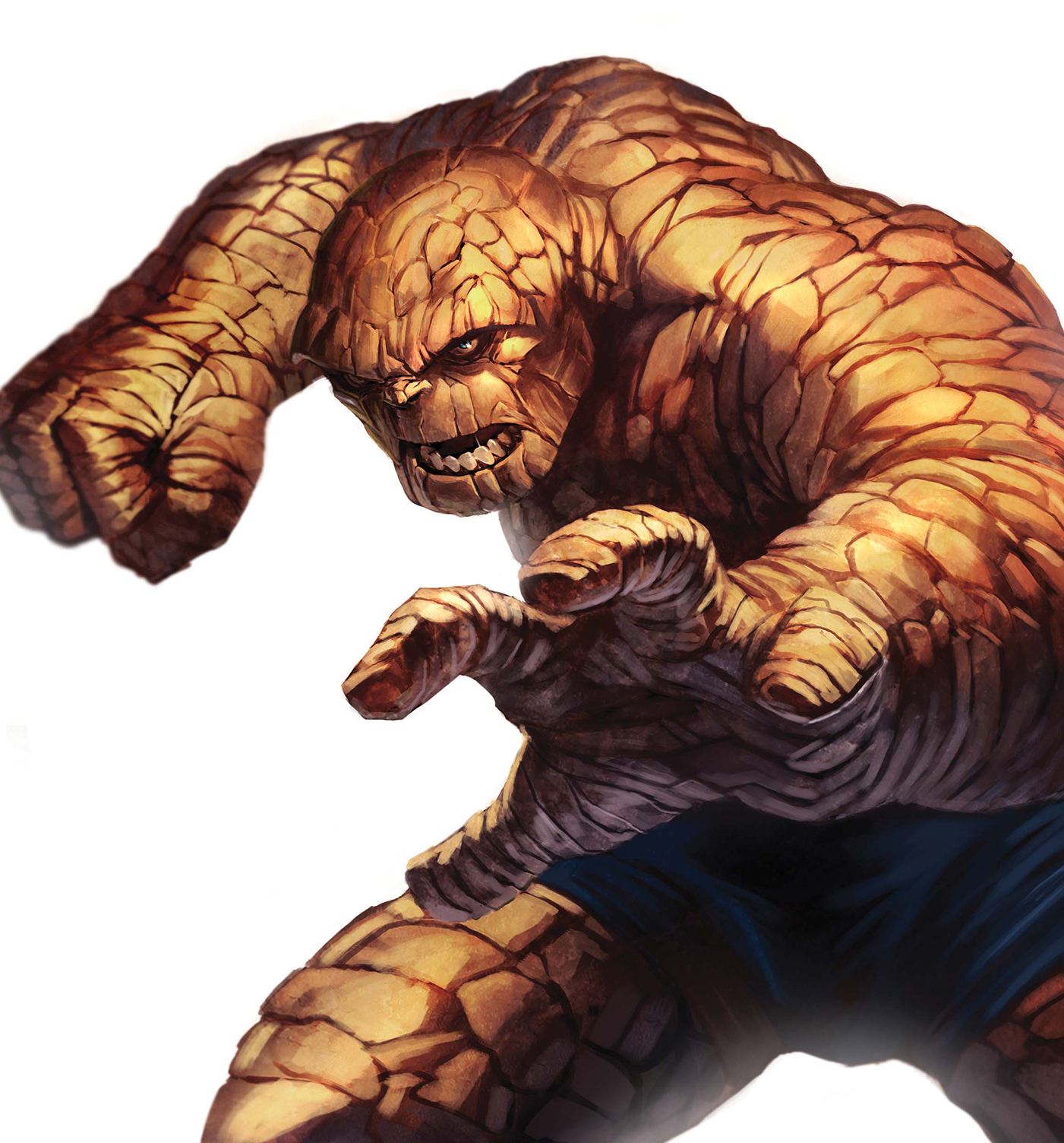The Thing from Marvel Comics