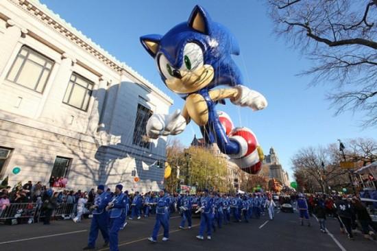 Sonic Parade Baloon