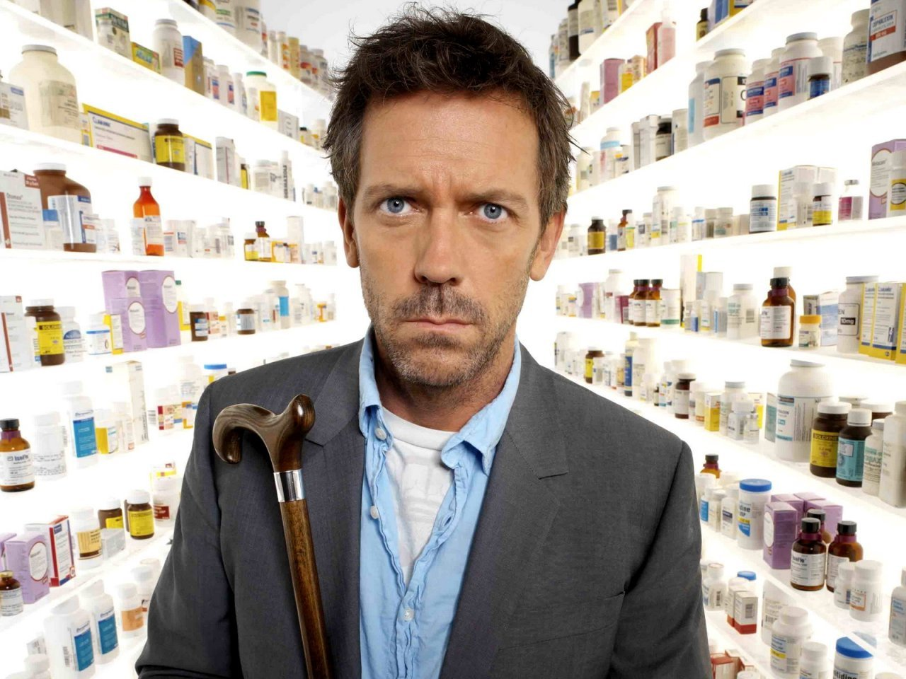 Gregory House from House M.D.