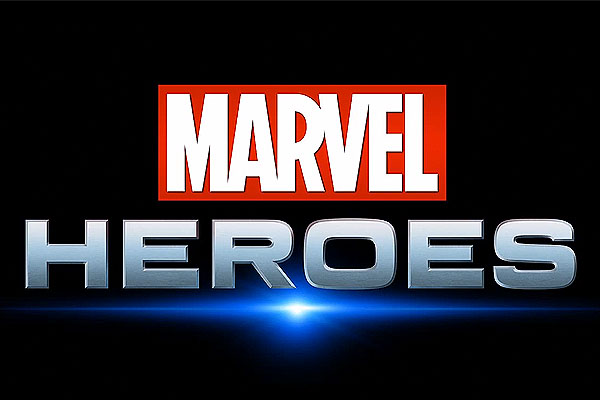 Logo for Marvel Heroes by Gazillion Entertainment