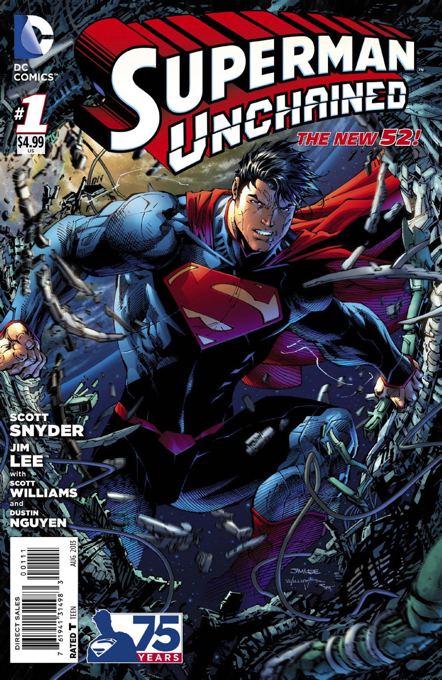 supermanunchained1