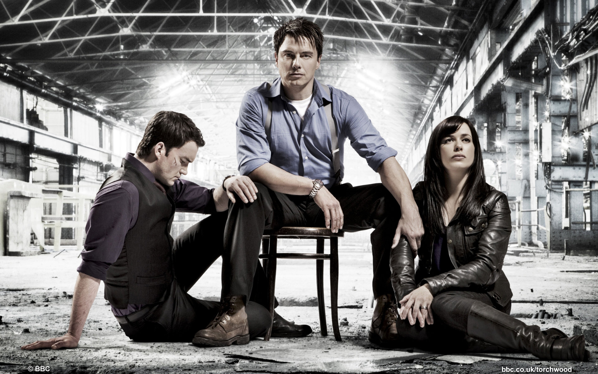 cast from Torchwood