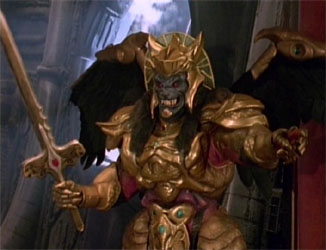 Goldar from Mighty Morphin Power Rangers