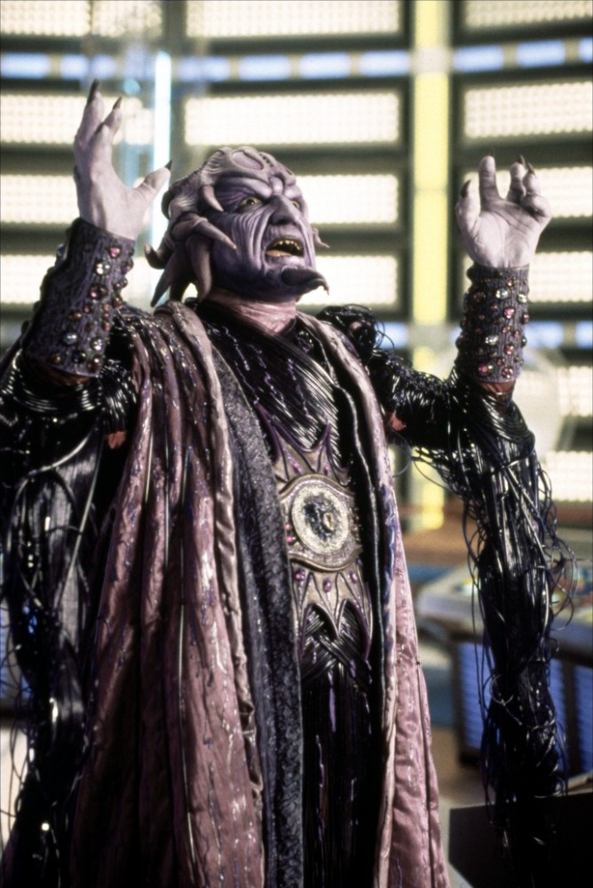 Ivan Ooze from The Mighty Morphin Power Rangers Movie