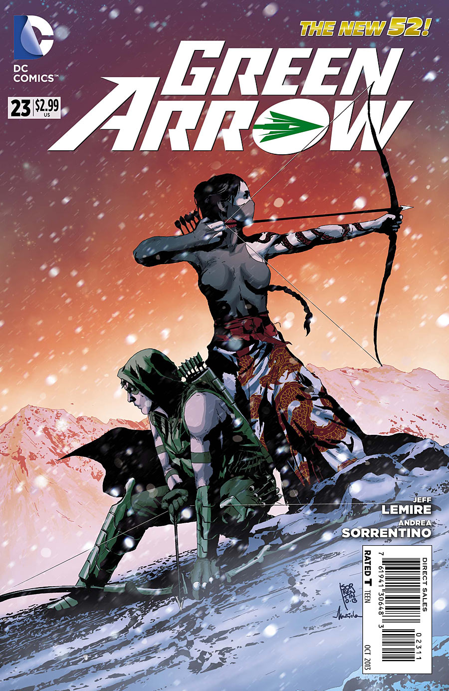 greenarrow23
