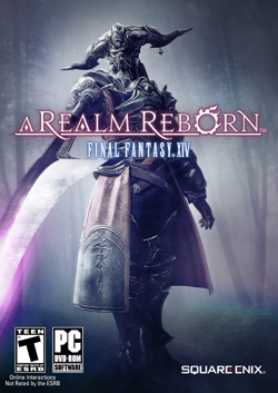 Final Fantasy XIV A Realm Reborn box art