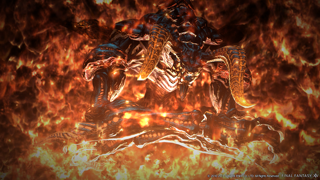 ifrit ffxiv arr