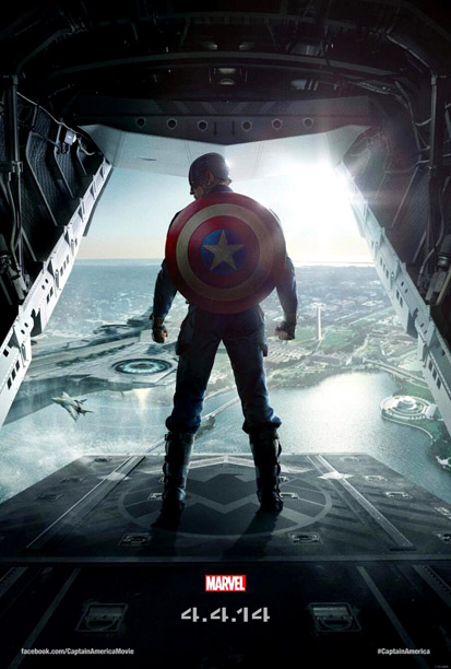 Captain America: The Winter Soldier Trailer!