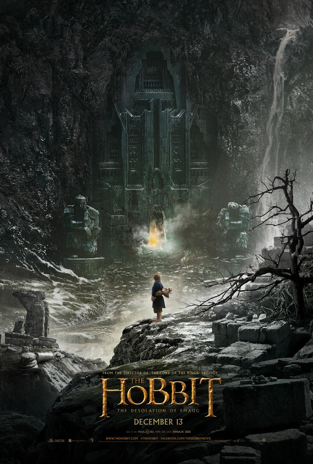 Fantastic New Trailer for The Hobbit: The Desolation of Smaug