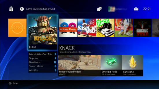 Not my Dashboard, but this is what your console will look like.