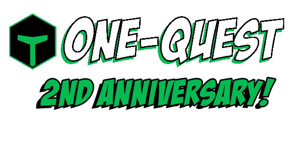 One-Quest's Second Anniversary!
