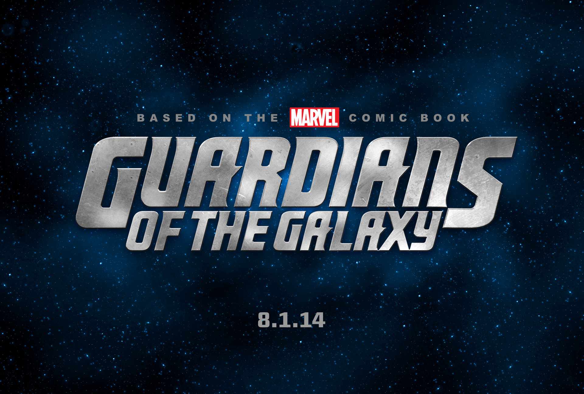 Guardians of the Galaxy Trailer