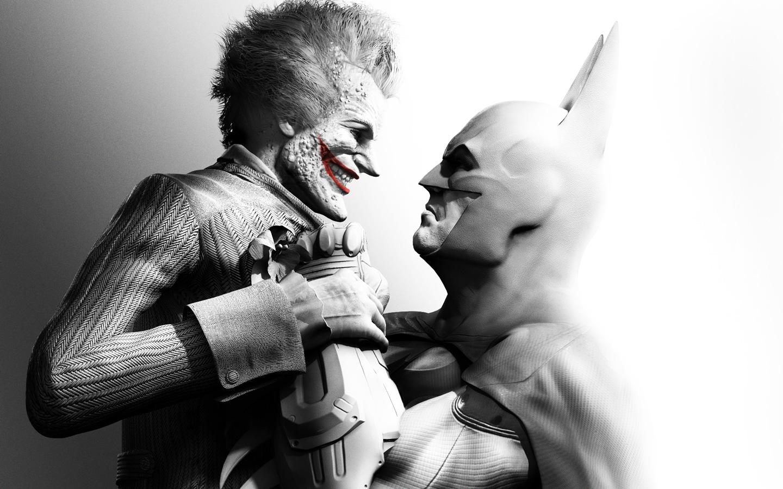 BatmanandJoker
