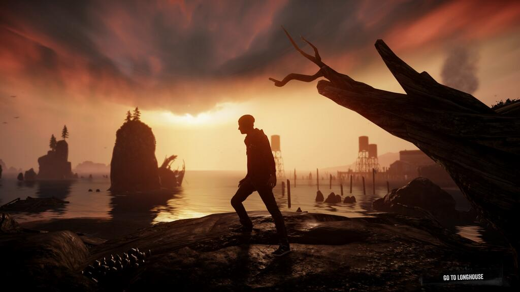 Infamous Second Son - Beginning