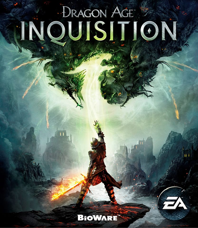Dragon Age Inquisition Box Art