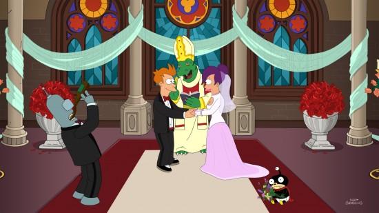 Futurama_726_wedding