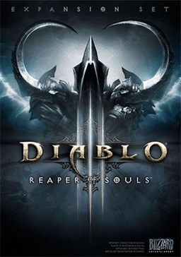 Reaper of Souls box art