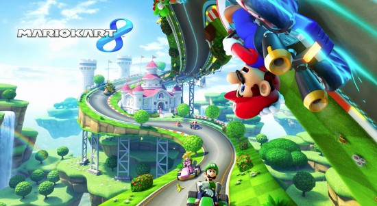 Free Wii U Game with Mario Kart 8!