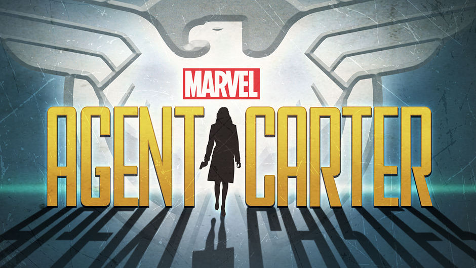 Agent Carter Logo revealed