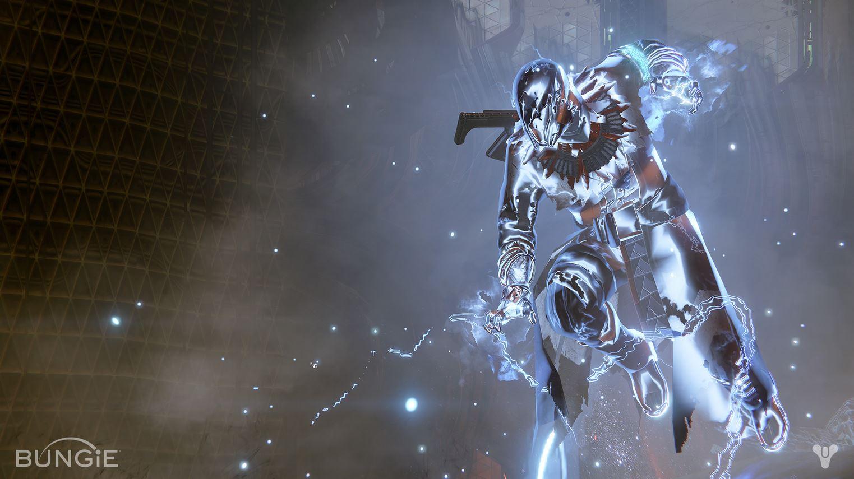 Arc Warlock Stormcaller